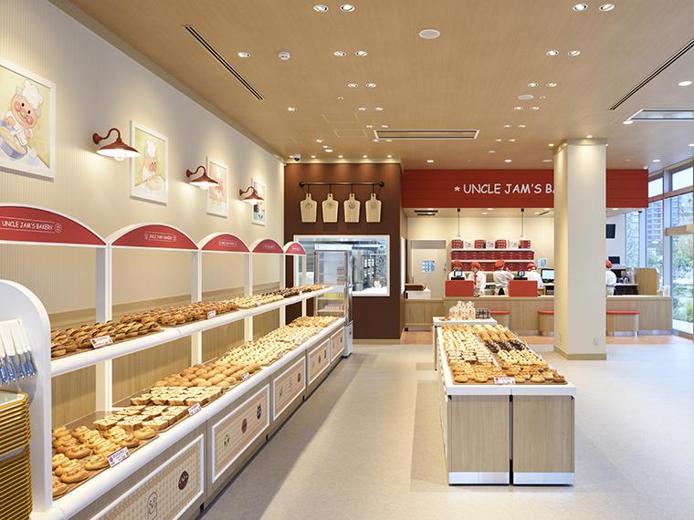 ジャムおじさんのパン工場|フード&レストラン|横浜